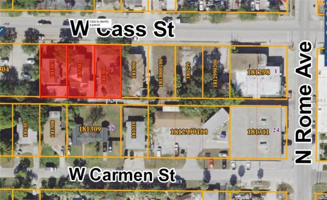 1716 - 1718 Cass Street, Tampa, FL 33606 (MLS #T3139548) :: The Duncan Duo Team