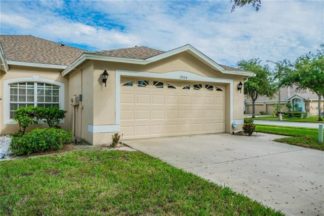 19104 Weymouth Drive, Land O Lakes, FL 34638 (MLS #T3140558) :: Cartwright Realty
