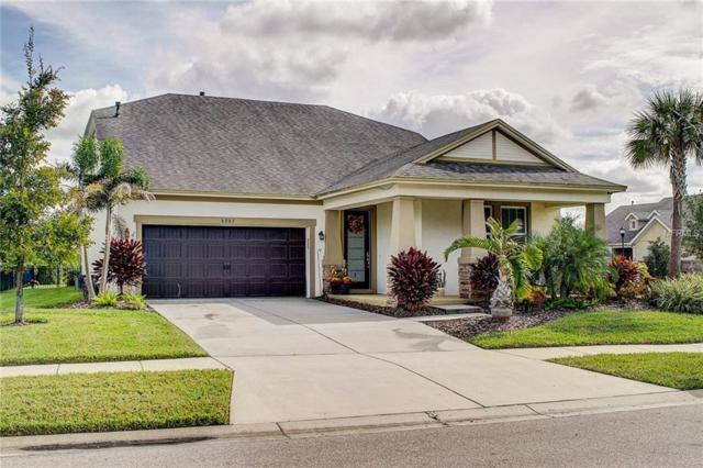 6803 Park Strand Drive, Apollo Beach, FL 33572 (MLS #T3140610) :: Lovitch Realty Group, LLC