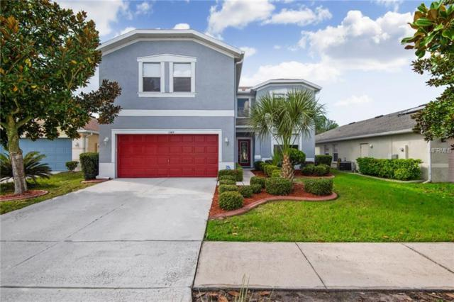 11419 Mountain Bay Drive, Riverview, FL 33569 (MLS #T3141199) :: The Duncan Duo Team