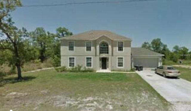13069 Maycrest Avenue, Weeki Wachee, FL 34614 (MLS #T3141446) :: GO Realty