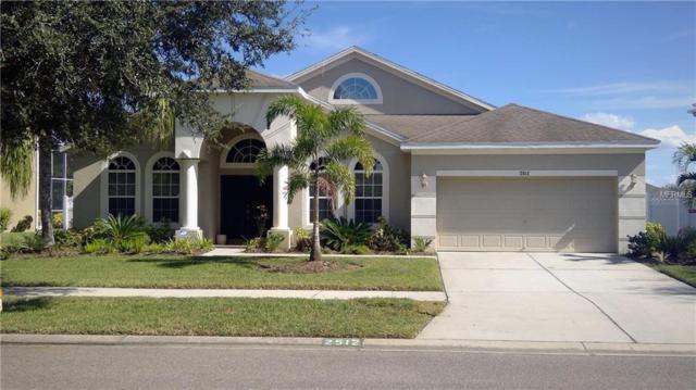 2512 Yukon Cliff Drive, Ruskin, FL 33570 (MLS #T3141504) :: Dalton Wade Real Estate Group