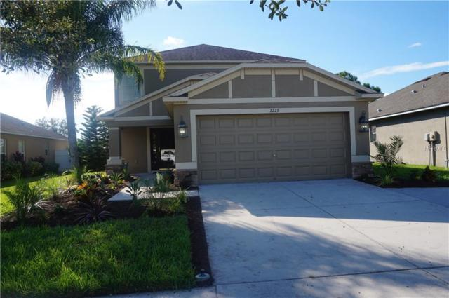 2223 Colville Chase Drive, Ruskin, FL 33570 (MLS #T3141526) :: Lovitch Realty Group, LLC
