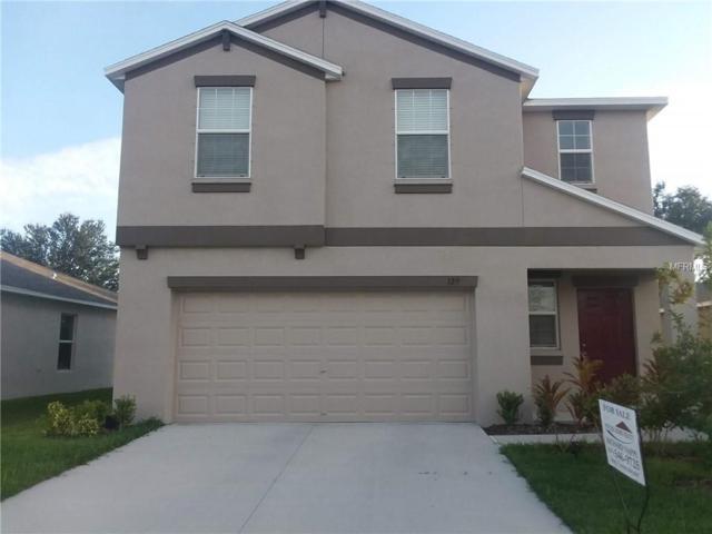 129 Cascade Bend Drive, Ruskin, FL 33570 (MLS #T3141557) :: Dalton Wade Real Estate Group