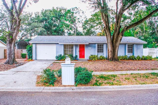 812 Briarcliff Drive, Valrico, FL 33594 (MLS #T3141723) :: Griffin Group