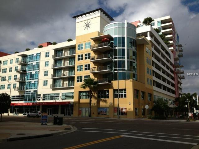 1120 E Kennedy Boulevard #821, Tampa, FL 33602 (MLS #T3141803) :: The Duncan Duo Team