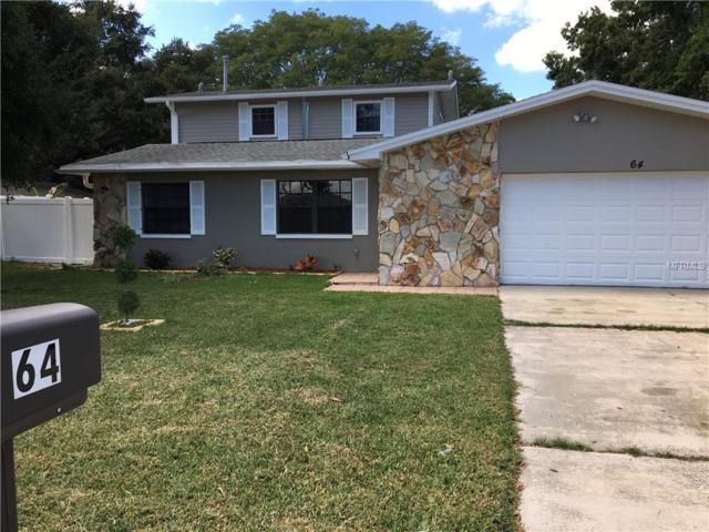 64 New York Avenue, Dunedin, FL 34698 (MLS #T3141823) :: Burwell Real Estate