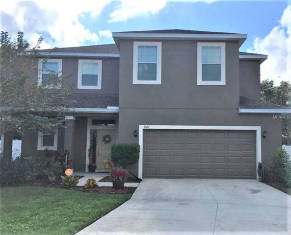 1007 Krenson Woods Road, Lakeland, FL 33813 (MLS #T3141846) :: Gate Arty & the Group - Keller Williams Realty