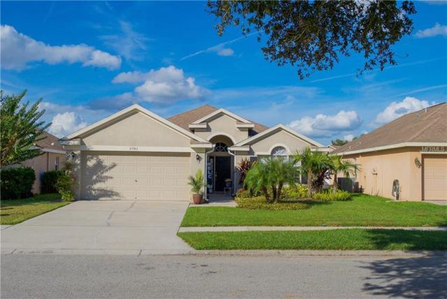 2701 Billingham Drive, Land O Lakes, FL 34639 (MLS #T3142004) :: Delgado Home Team at Keller Williams