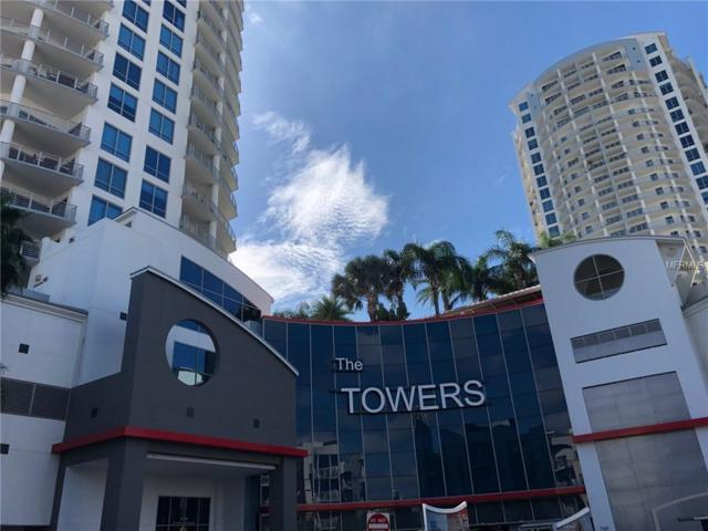 1209 E Cumberland Avenue #904, Tampa, FL 33602 (MLS #T3142044) :: Griffin Group
