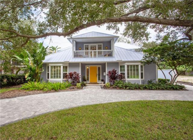 4227 W Beachway Drive, Tampa, FL 33609 (MLS #T3142196) :: Delgado Home Team at Keller Williams