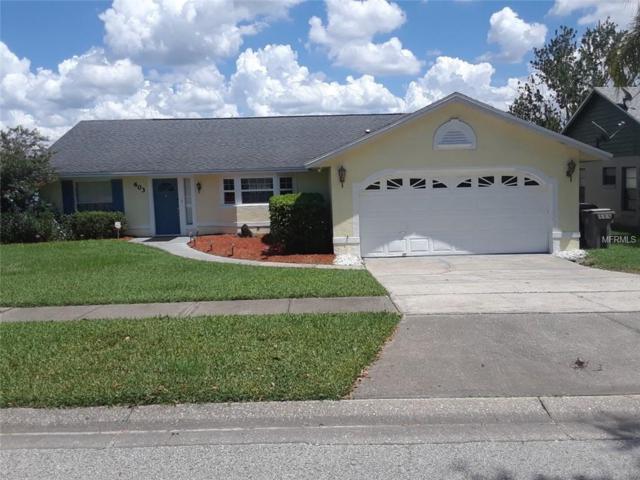 603 Lake Doe Boulevard, Apopka, FL 32703 (MLS #T3142227) :: KELLER WILLIAMS CLASSIC VI