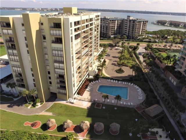 1480 Gulf Boulevard #1204, Clearwater Beach, FL 33767 (MLS #T3142278) :: Burwell Real Estate