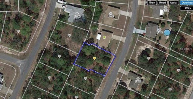 5838 N Claremont Drive, Citrus Springs, FL 34434 (MLS #T3142326) :: Griffin Group