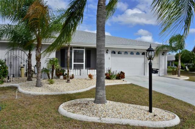 326 Green Manor Drive, Sun City Center, FL 33573 (MLS #T3142389) :: RE/MAX Realtec Group
