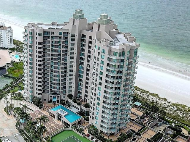 1560 Gulf Boulevard #1704, Clearwater Beach, FL 33767 (MLS #T3142445) :: Jeff Borham & Associates at Keller Williams Realty