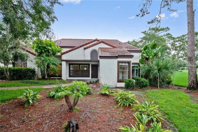 5425 Villa Destes Court 9D, Wesley Chapel, FL 33543 (MLS #T3142460) :: The Duncan Duo Team