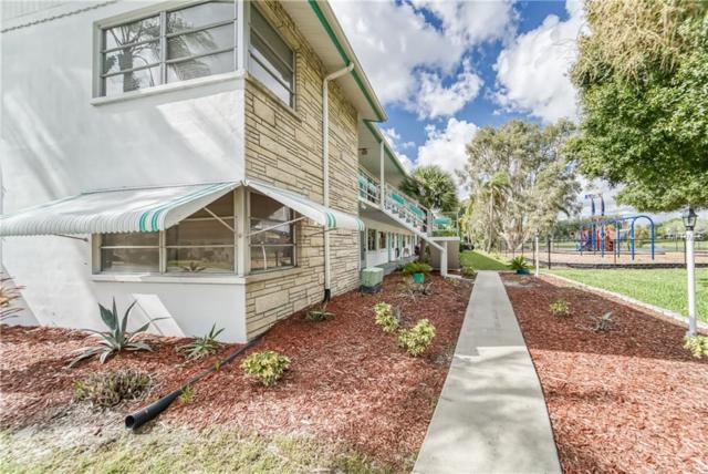 6100 21ST Street N #10, St Petersburg, FL 33714 (MLS #T3142483) :: Burwell Real Estate