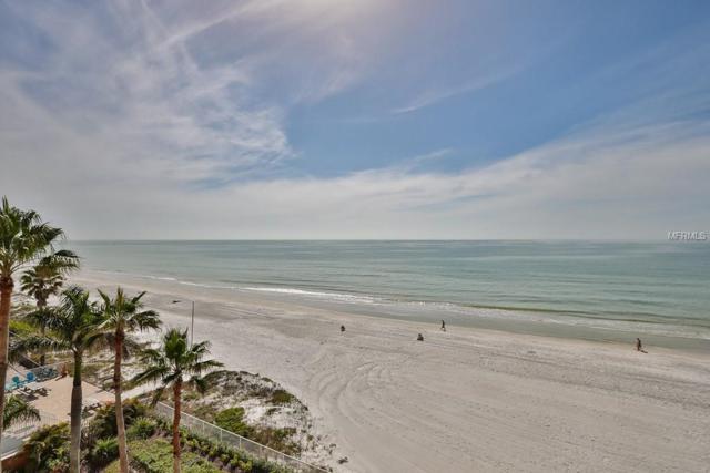 19130 Gulf Boulevard V-7, Indian Shores, FL 33785 (MLS #T3142545) :: Jeff Borham & Associates at Keller Williams Realty