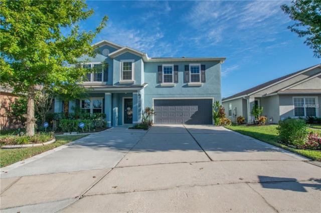 15619 Sarcee Court, Orlando, FL 32828 (MLS #T3142673) :: The Dan Grieb Home to Sell Team