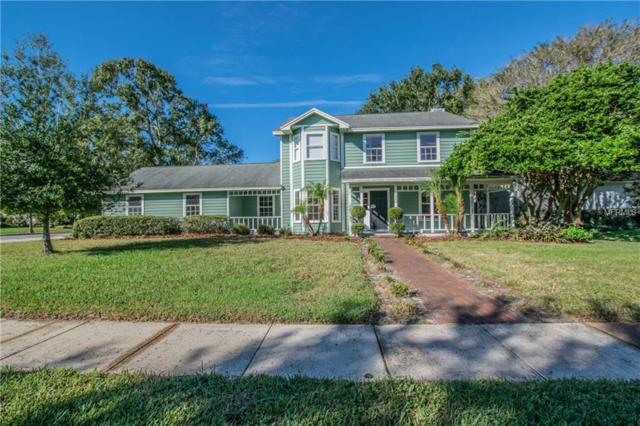 4802 Derry Court, Orlando, FL 32817 (MLS #T3142682) :: The Dan Grieb Home to Sell Team