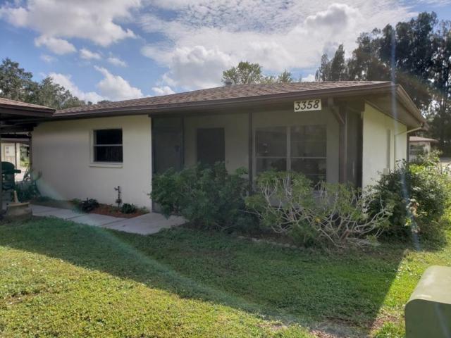 3358 Ramblewood Way 12B4, Sarasota, FL 34237 (MLS #T3142811) :: White Sands Realty Group