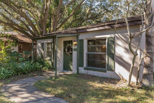 7422 Bay Drive, Tampa, FL 33635 (MLS #T3142903) :: Jeff Borham & Associates at Keller Williams Realty