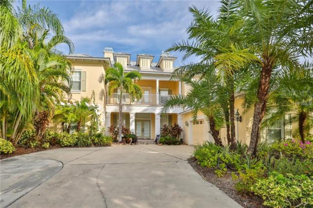 709 Islebay Drive, Apollo Beach, FL 33572 (MLS #T3143227) :: Gate Arty & the Group - Keller Williams Realty