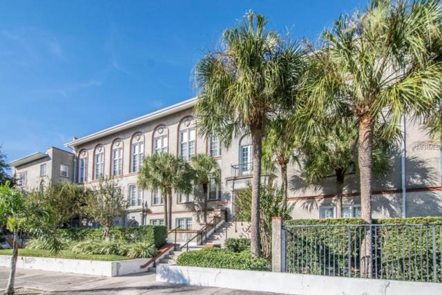 701 Mirror Lake Drive N #119, St Petersburg, FL 33701 (MLS #T3143524) :: Gate Arty & the Group - Keller Williams Realty