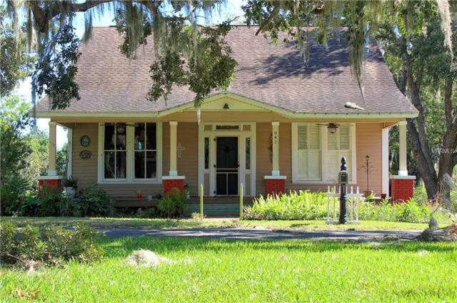 941 S Mildred Avenue, Brooksville, FL 34601 (MLS #T3143595) :: The Duncan Duo Team