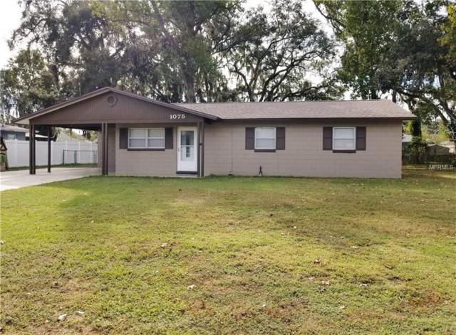 1075 Pinecrest Drive, Bartow, FL 33830 (MLS #T3144476) :: Florida Real Estate Sellers at Keller Williams Realty