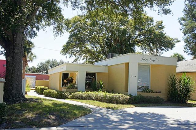 2244 1ST Avenue N, St Petersburg, FL 33713 (MLS #T3144487) :: The Lockhart Team