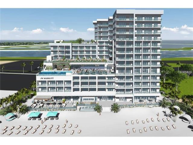 691 S Gulfview Boulevard #1101, Clearwater Beach, FL 33767 (MLS #T3144509) :: RE/MAX Realtec Group