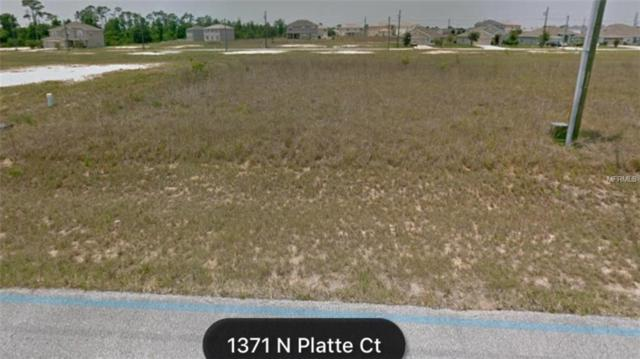 1371 N Platte Court, Poinciana, FL 34759 (MLS #T3144588) :: Mark and Joni Coulter | Better Homes and Gardens
