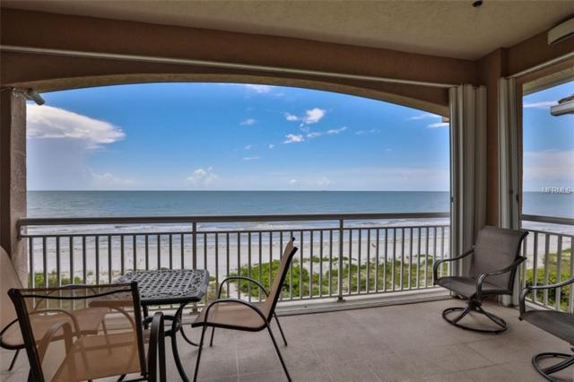 18700 Gulf Boulevard #5, Indian Shores, FL 33785 (MLS #T3144789) :: The Lockhart Team