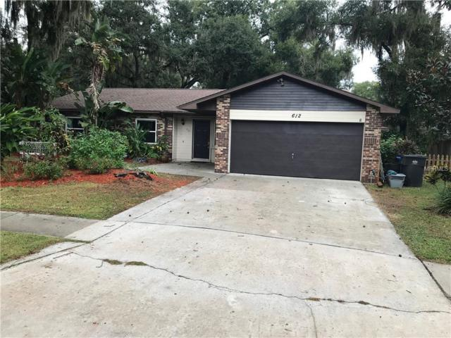 612 Angelica Place, Brandon, FL 33510 (MLS #T3144938) :: Florida Real Estate Sellers at Keller Williams Realty