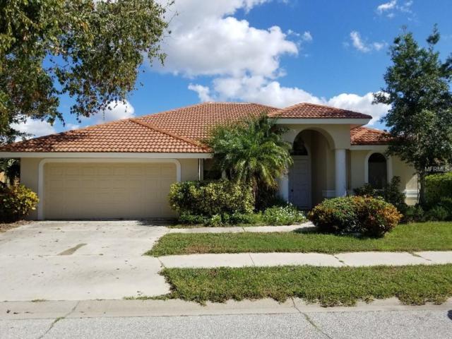 8927 Huntington Pointe Drive, Sarasota, FL 34238 (MLS #T3145141) :: The Light Team