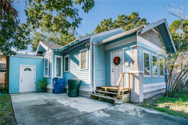 1402 7TH Avenue N, St Petersburg, FL 33705 (MLS #T3145555) :: Lockhart & Walseth Team, Realtors