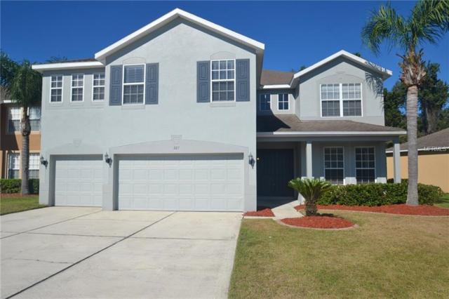 227 Magnolia Park Trail, Sanford, FL 32773 (MLS #T3145623) :: Team Suzy Kolaz