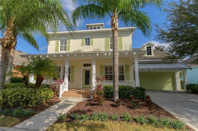 529 Manns Harbor Drive, Apollo Beach, FL 33572 (MLS #T3145627) :: The Duncan Duo Team