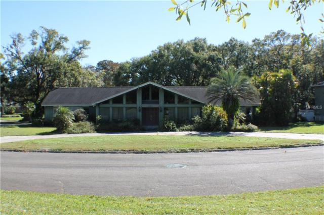 505 Brentwood Drive, Temple Terrace, FL 33617 (MLS #T3145799) :: The Duncan Duo Team
