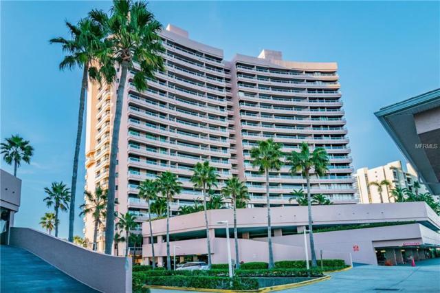 1340 Gulf Boulevard 14F, Clearwater Beach, FL 33767 (MLS #T3146131) :: Andrew Cherry & Company