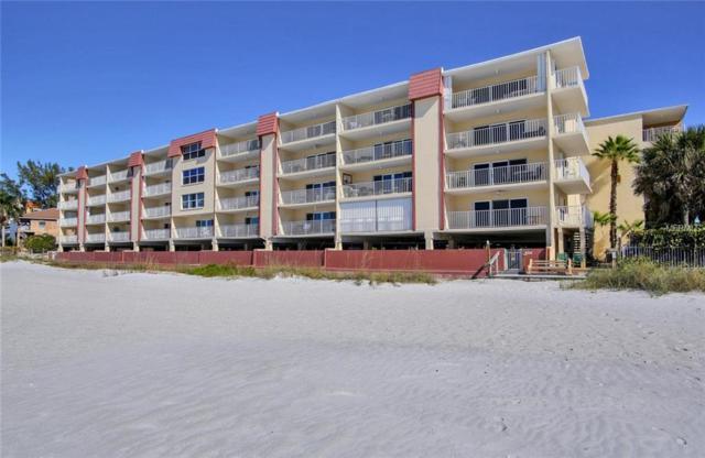 19610 Gulf Boulevard #207, Indian Shores, FL 33785 (MLS #T3146150) :: The Lockhart Team