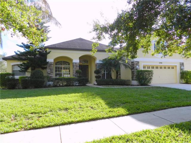 296 Magneta Loop, Auburndale, FL 33823 (MLS #T3146154) :: Florida Real Estate Sellers at Keller Williams Realty