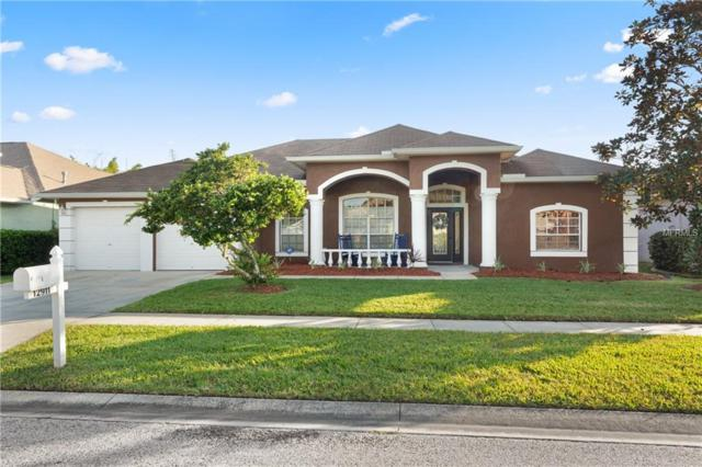 12911 Tar Flower Drive, Tampa, FL 33626 (MLS #T3146308) :: Gate Arty & the Group - Keller Williams Realty