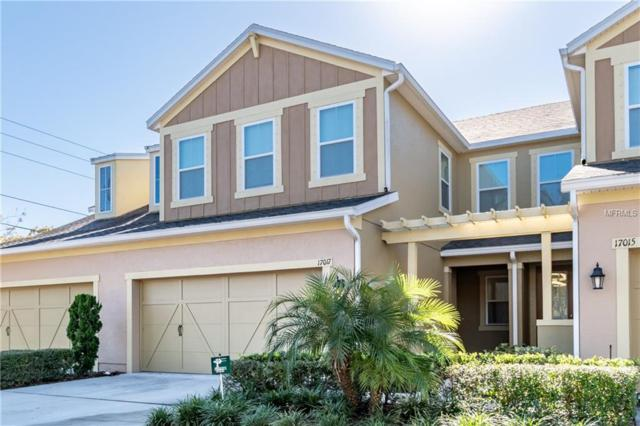 17017 Vilesta Drive, Lutz, FL 33548 (MLS #T3146350) :: Andrew Cherry & Company