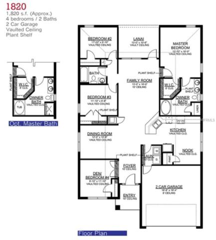 4733 Royal Birkdale Way, Wesley Chapel, FL 33543 (MLS #T3146604) :: The Duncan Duo Team