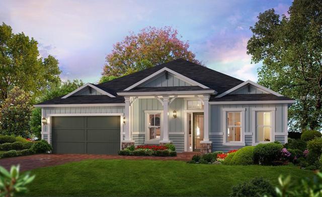 16739 Courtyard Loop, Land O Lakes, FL 34638 (MLS #T3146820) :: Cartwright Realty