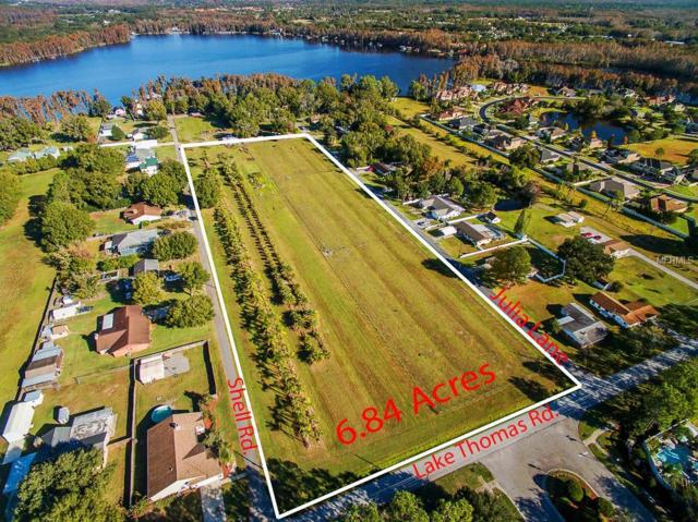 5446 Shell Road, Land O Lakes, FL 34638 (MLS #T3146882) :: Team Bohannon Keller Williams, Tampa Properties