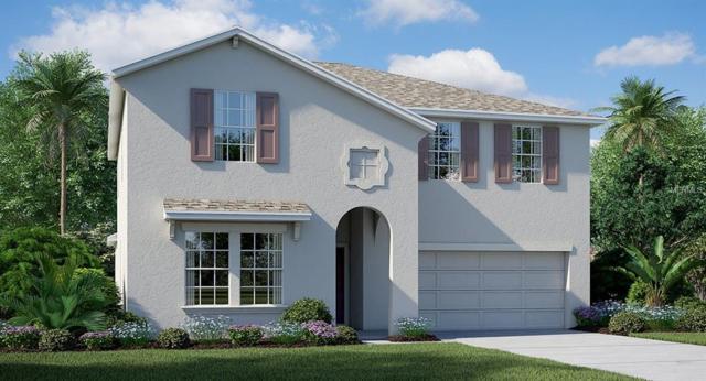 6909 Trent Creek Drive, Ruskin, FL 33573 (MLS #T3146891) :: Medway Realty
